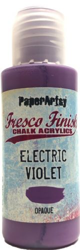 Fresco Finish -  Electric Violet {Tracy Scott}